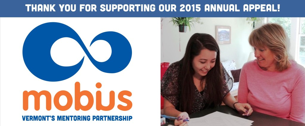 2015 - Thank You for Mobius Appeal