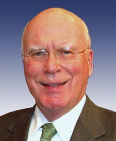 Senator Patrick Leahy - advocate for youth mentoring in Vermont