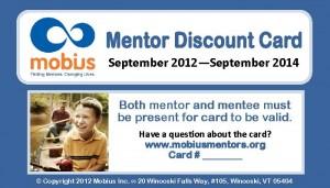 Mobius Mentor Discount Card