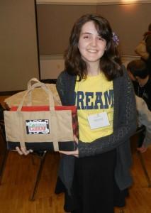 Cabot winner mentoring DREAM Program