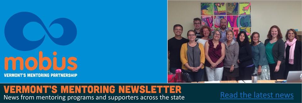 Vermont Mentoring Newsletter