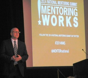 Cal Ripken Jr., keynote speaker for the 2014 National Mentoring Summit.