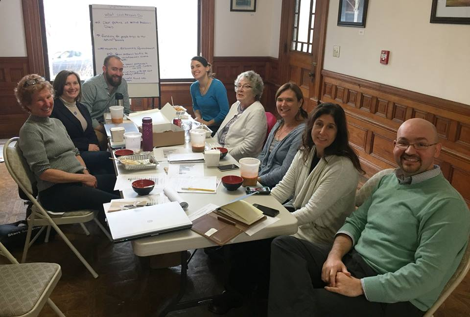 Progam Leadership Council Mobius - Vermont Mentoring Partnership