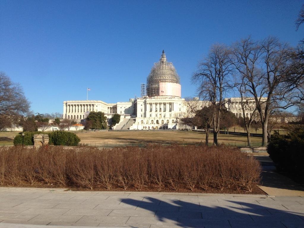 Shot of capitol