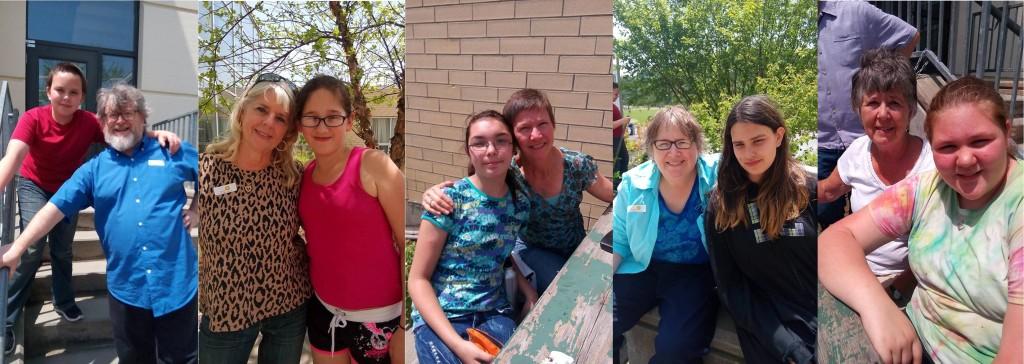 Ice cream social - JUMP Mentoring 2016