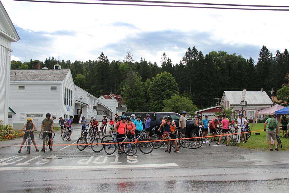 Ride the Ridges - Cabot Mentoring Fundraiser