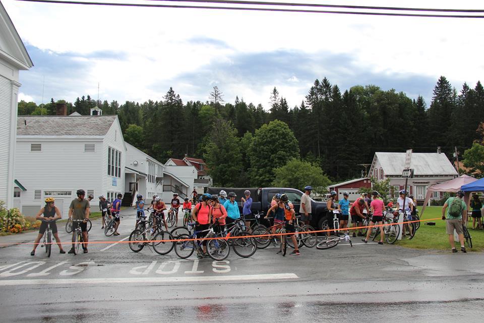 Ride the Ridges - Cabot Mentoring Fundraiser