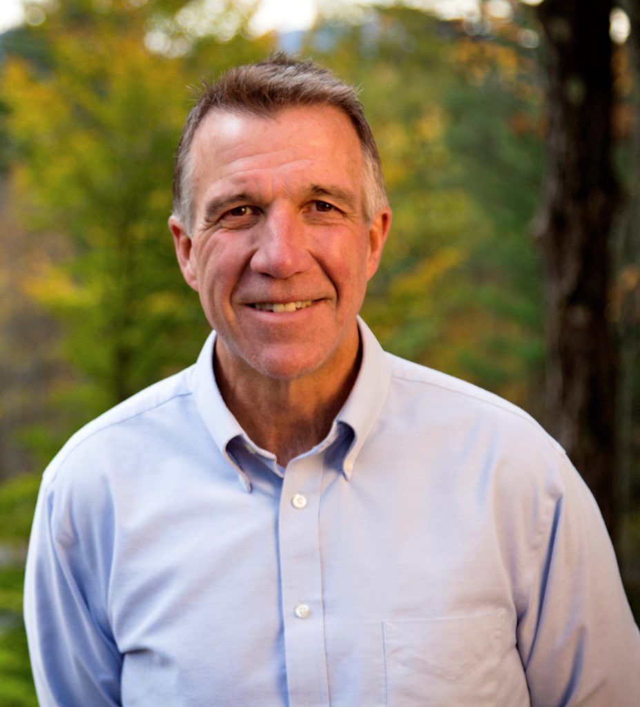 Candidate Name: Phil Scott Political Affiliation: Republican Party