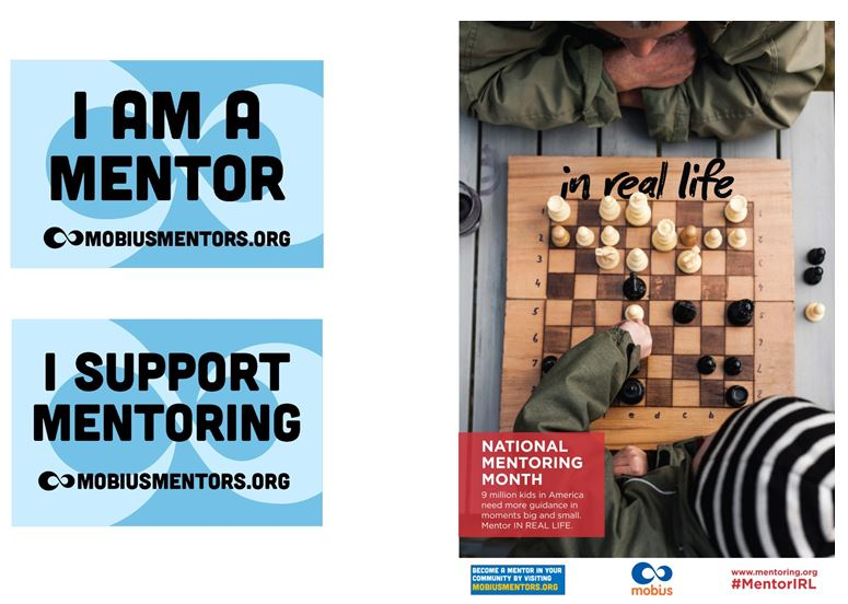 Complimentary Materials Vermont Mentoring Month
